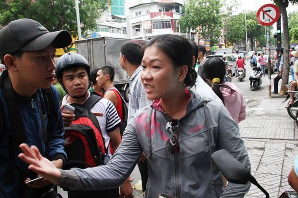 Nạn nhân vụ ôtô tông liên hoàn ở Sài Gòn nghĩ mình bị tàn phế
