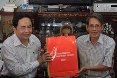 Món quà bất ngờ của người cựu binh chiến trường Campuchia