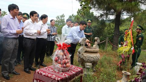 Phó Thủ tướng, Vương Đình Huệ, 27/7, liệt sĩ