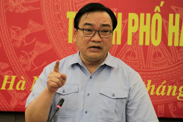 Bí thư Hà Nội: Cần cưỡng chế chung cư không đảm bảo PCCC