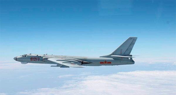 Chiến đấu cơ Trung Quốc liên tục bay sát Nhật