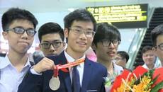 Những điều đặc biệt của các chàng trai Vàng Olympic Hóa học
