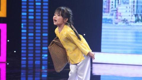 Phấn khích trước màn 'nhái' Cẩm Ly của bé 7 tuổi