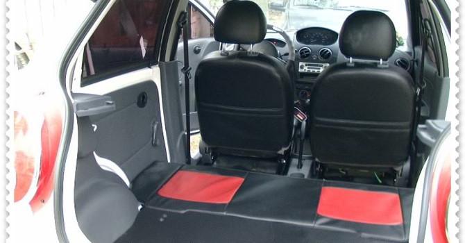 xe Van, ô tô Van, kinh doanh ô tô, ghế ô tô