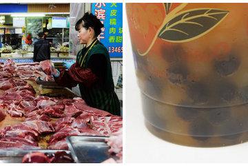'Rùng mình' với bê bối thực phẩm bẩn tại Trung Quốc