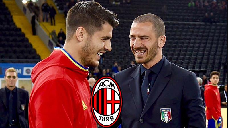 MU,Mourinho,PSG,Milan,Morata,Man City