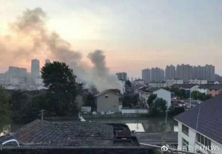 Cháy nhà hai tầng tại TQ, 22 người thiệt mạng