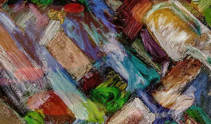 hội họa, tranh sơn dầu