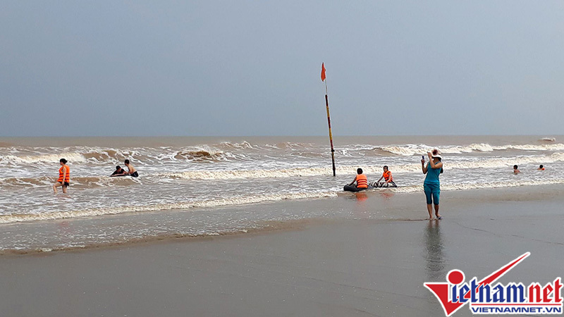 dự báo thời tiết, tin bão, CƠN BÃO SỐ 2, bão số 2, tin bão mới nhất, biển Sầm Sơn