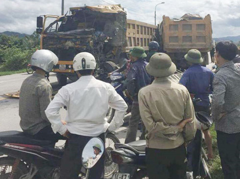 tai nạn, tai nạn giao thông,tai nạn chết người, Quảng Ninh