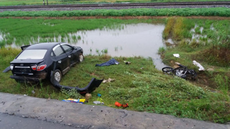 tai nạn, tai nạn giao thông, tai nạn chết người, Thừa Thiên Huế