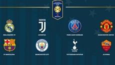 Lịch thi đấu International Champions Cup - ICC 2017