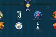 Lịch thi đấu ICC Cup 2017 - International Champions Cup
