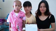 Bạn đọc tiếp tục ủng hộ em Nguyễn Thanh Bình mắc bệnh ulympho