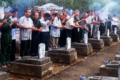 Vang mãi khúc tráng ca Việt - Lào