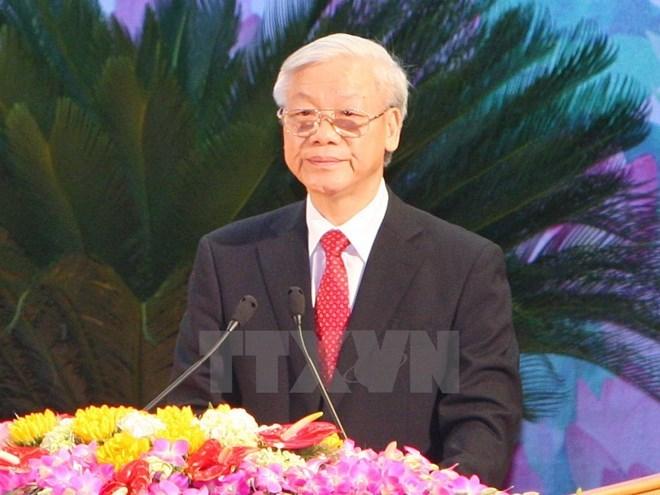 Tổng bí thư Nguyễn Phú Trọng, Nguyễn Phú Trọng, Campuchia