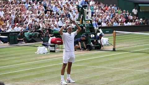 Roger Federer 3-0 Marin Cilic