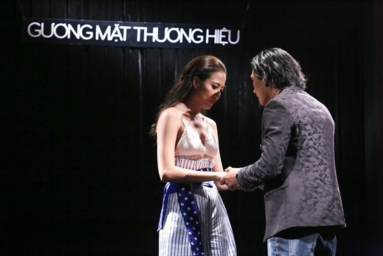 The Face Việt Nam, Minh Tú, Làng Sao