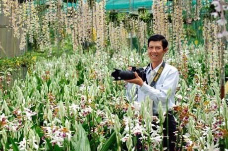 Tỷ phú sở hữu vườn lan rừng quý hiếm bậc nhất đất Việt - ảnh 2