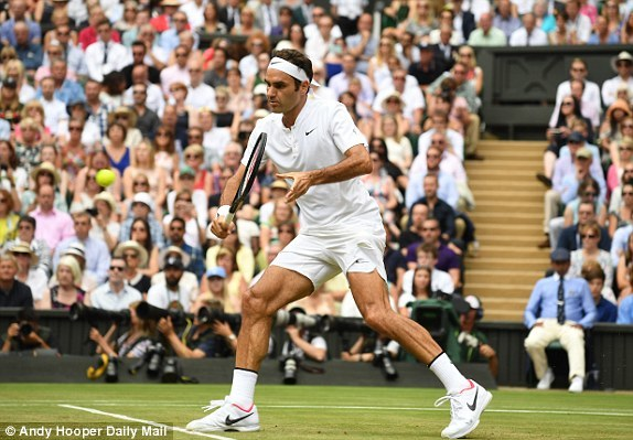Federer,Roger Federer,Wimbledon,Wimbledon 2017