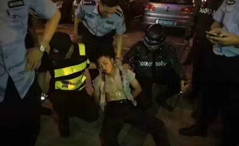 Trung Quốc, siêu thị Trung Quốc, giết người, tội phạm giết người