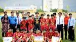 Đàn em Công Phượng, Xuân Trường vô địch U13 quốc gia