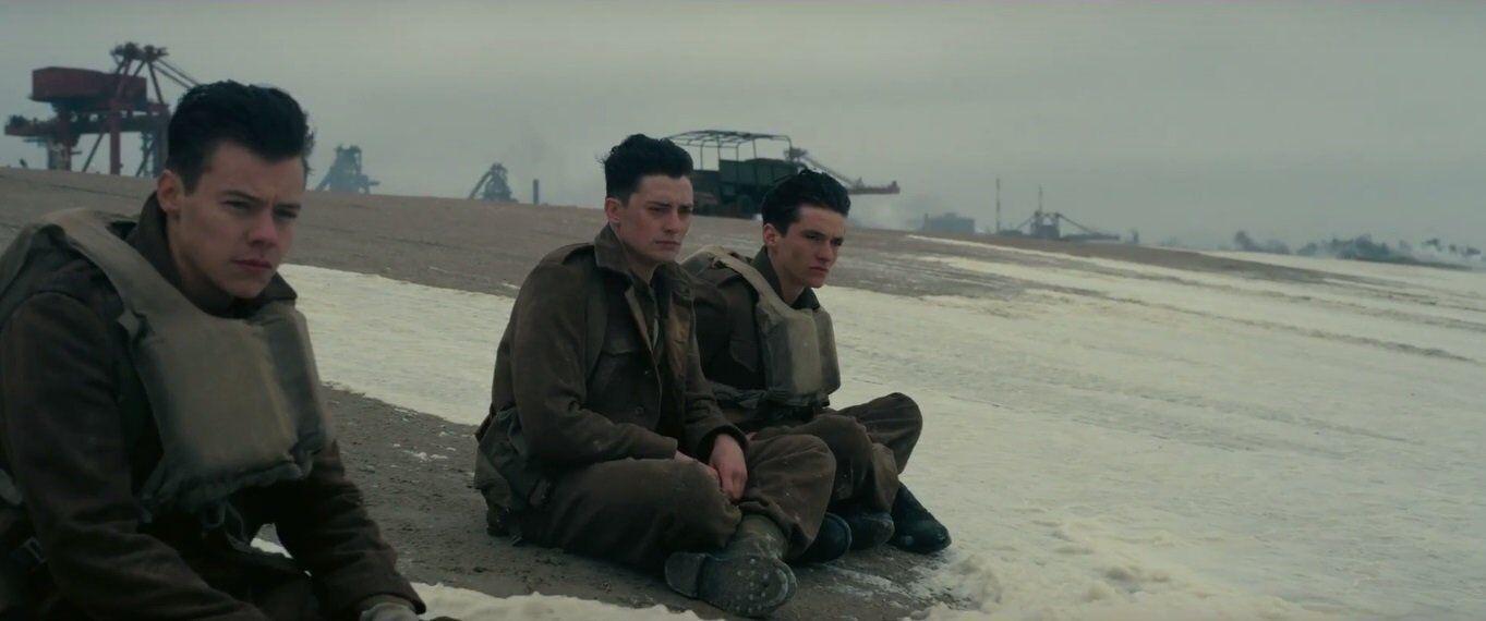 Dunkirk, phim nước ngoài, phim chiếu rạp