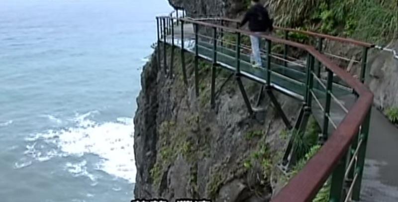 du khách, cầu kính, Đài Loan, Trung Quốc