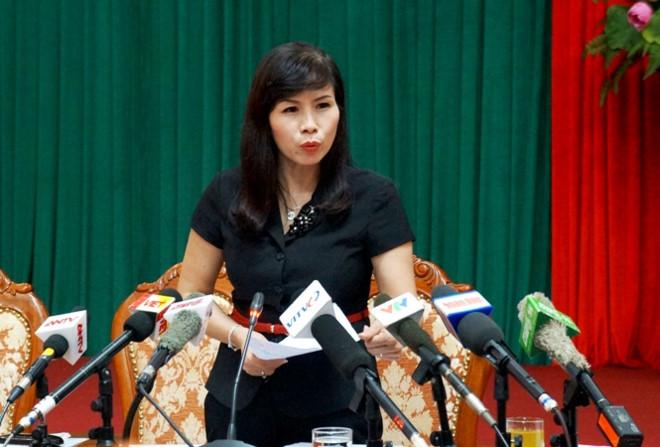 Phó chủ tịch quận Thanh Xuân, Lê Mai Trang