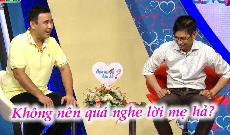 Bạn muốn hẹn hò, MC Quyền Linh, MC Cát Tường, Game show, tình yêu