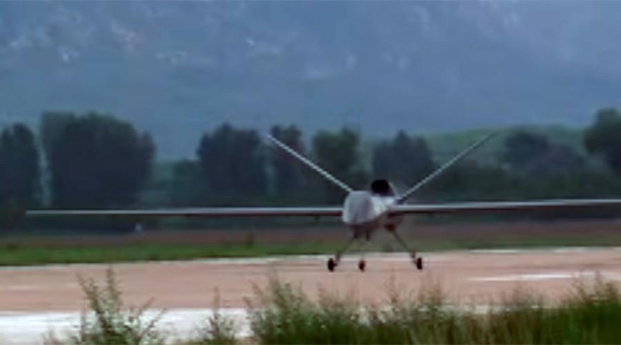 Xem UAV tự chế lớn nhất TQ bay thử lần đầu