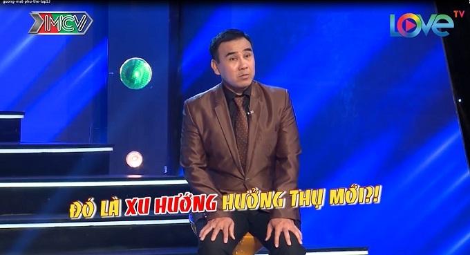 Gương mặt phu thê, MC Quyền Linh, MC Cát Tường, vợ chồng, Game show
