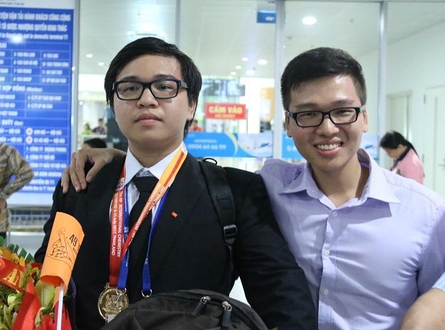 olympic quốc tế, huy chương Olympic quốc tế, Olympic Hóa học quốc tế, Olympic Toán quốc tế