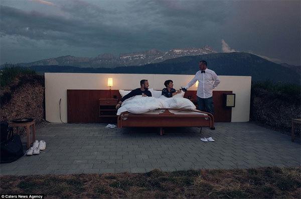 khách sạn, khách sạn không tiện nghi, Null Stern, Thụy Sĩ