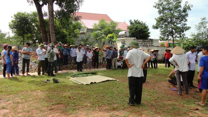 bão số 2, chết đuối, Hà Tĩnh, trường học