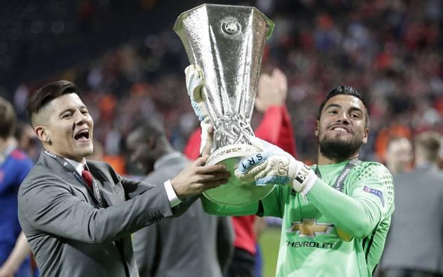 Sergio Romero, tin thể thao, MU, Gareth Bale, Nainggolan
