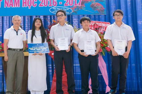 60 tỉ đồng học bổng ở ĐH Hoa Sen