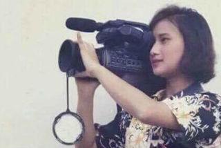 Hình ảnh hiếm thấy của BTV Lê Bình