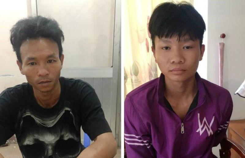 Bắt 2 anh em giết người trói chân tay trong nhà trọ để cướp