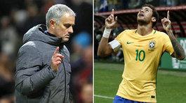 Neymar cầu cứu Mourinho: MU sẵn sàng thay đổi lịch sử