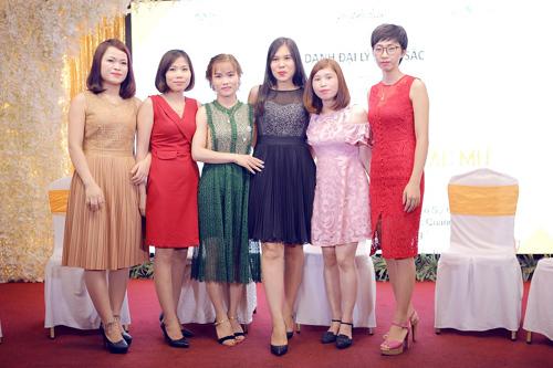 Vinh danh đại lý xuất sắc team Ngoan Thạo - Biocosmetics
