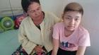 Cô bé mắc bệnh ung thư vòm họng và ước mơ đến trường