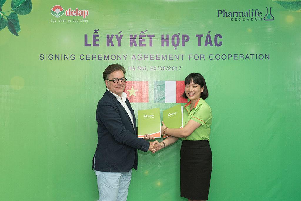 Pharmalife Research- thảo dược Ý ra mắt thị trường Việt Nam