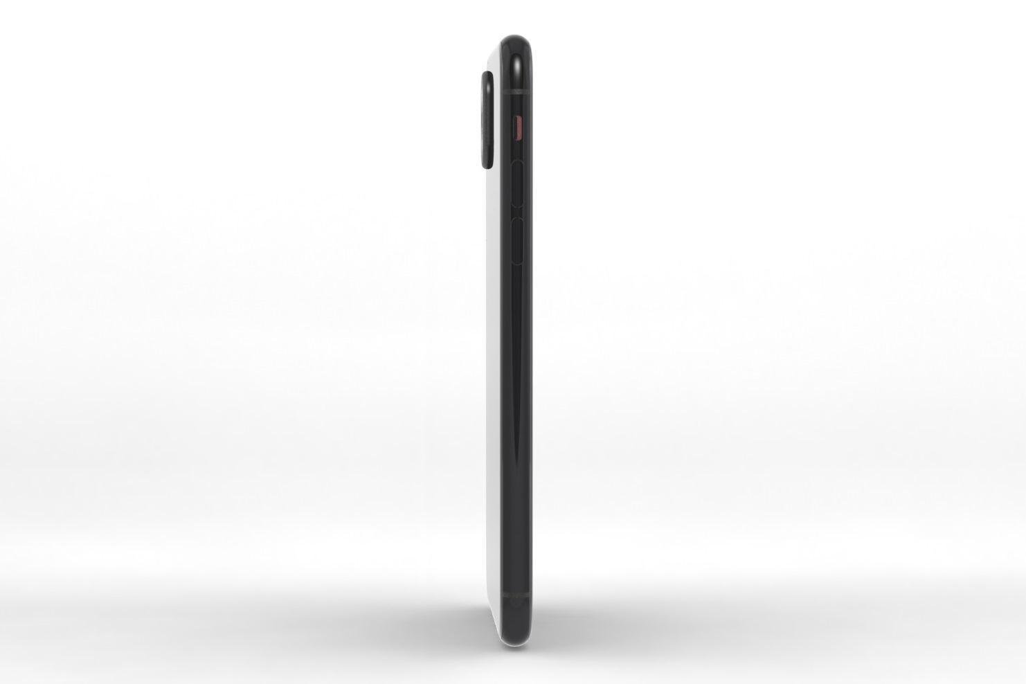 Xuất hiện hình ảnh mới về iPhone 8 với nút nguồn lớn bất thường