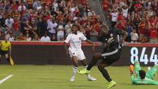 Video bàn thắng Real Salt Lake 1-2 MU