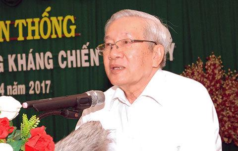 Nguyên Bí thư Bình Thuận gửi thư cho Thủ tướng