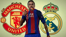 Real đấu MU vì Neymar, Mourinho kết Kante mới