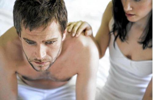 Nguyên nhân gây tụt giảm nội tiết tố nam