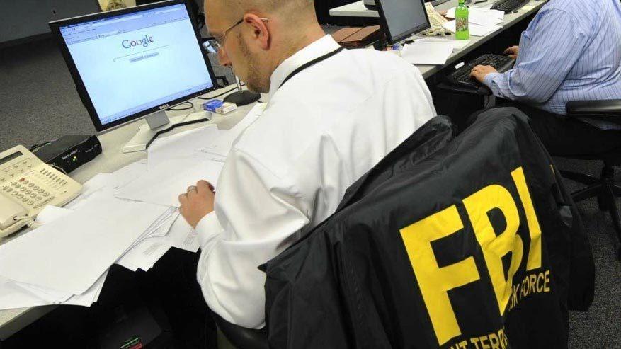 FBI, do thám, Mỹ