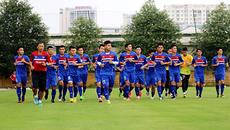 U22 Việt Nam chốt danh sách dự vòng loại U23 châu Á